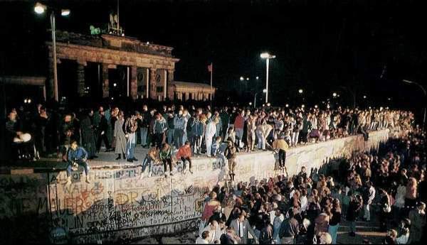 Наша Вавілонська Стіна. До 20-річчя повалення Берлінського муру