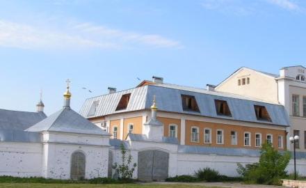 Настоятелем чувашского монастыря стал француз