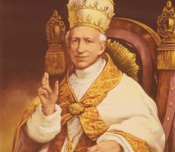 Папа Лев XIII і ренесанс Аквіната