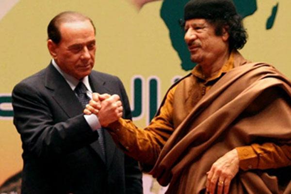 Муаммар Каддафі пропонує італійкам приймати іслам