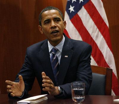 Барак Обама, Иосиф Сталин и Голодомор