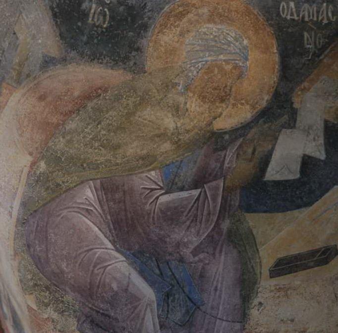 Коллизия монашеского и мирского в одном Задостойнике