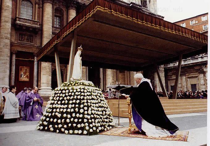 Беатификация Папы состоится весной?