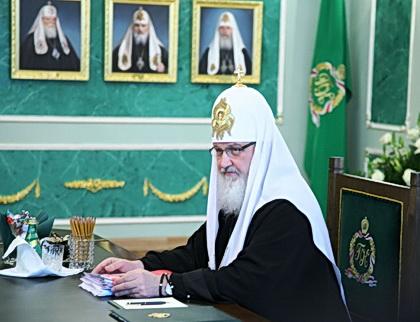 Патриарх Кирилл учреждает новую премию