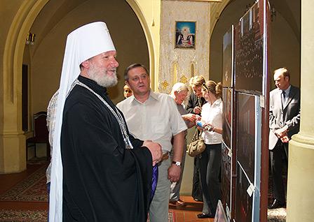 Делегация Чешской Церкви посещает российские монастыри