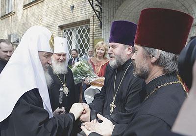 Патриарх Кирилл о православном самосознании