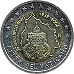 Для борьбы с нищетой Ватикан отчеканил специальную монету
