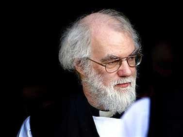 Лидер англикан на стороне женщин, а не Папы