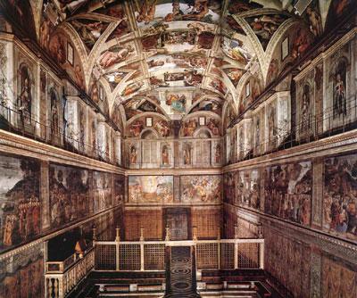 Папа Римский Бенедикт XVI пообщался с творцами