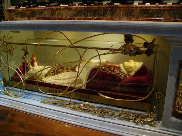 Папа Иоанн XXIII: услышать голос Другого