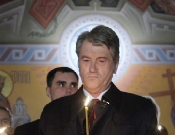 В.Ющенко про канони та конфесії