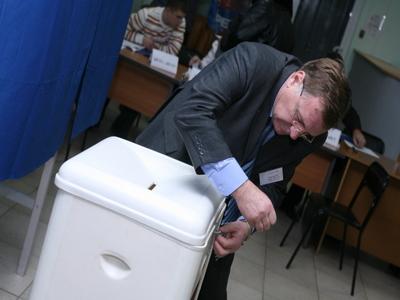 Народ избрал Президента Украины