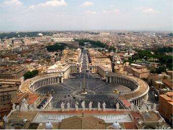 Папа Римский провел кадровые рокировки