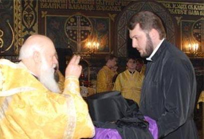 Щодо ролі патріарха Філарета в архієрейських хіротоніях