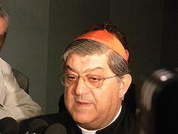 Кардинал призвал мафию к покаянию