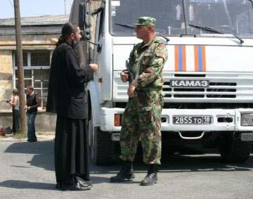 """Священник-миротворец: """"В Косово все конфессии молились вместе"""""""