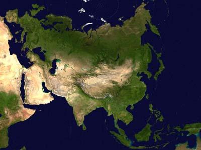 Идеология и мифология евразийских разломов