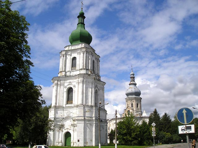 Митрополит Переяслав-Хмельницький проінспектував мазепинський собор