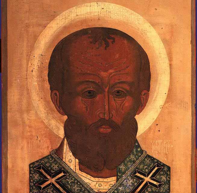 НиКОЛОворот: христианский святой и Велес