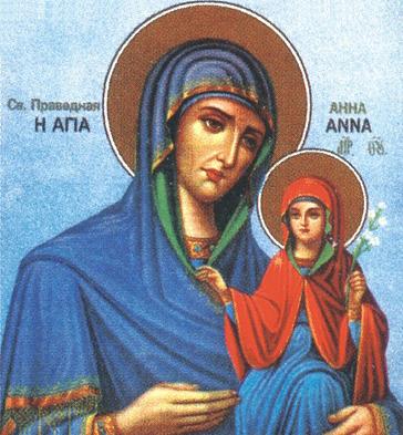Православные вспоминают обрадование бездетной четы