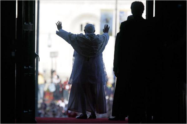 2010 год будет рекордным по количеству визитов Понтифика
