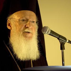 """Патриарх Варфоломей: """"Мы протягиваем вам десницу искренней и непритворной любви"""""""