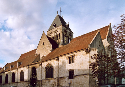 Литию по дочери князя Ярослава Мудрого отслужили во Франции