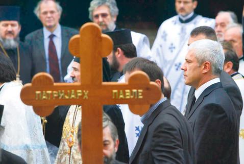 """Нового патриарха определит """"апостольский жребий"""""""