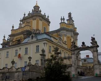 Реставрация собора св. Юра стоит 2,5 млн. грн.