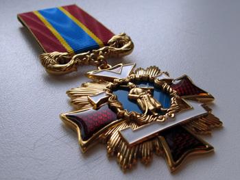 """Президент """"отличил"""" патриарха Филарета"""