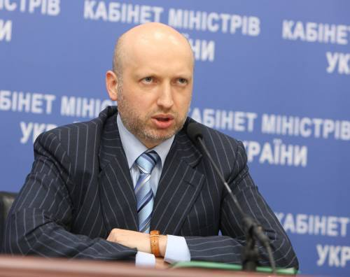После 2-го тура А.Турчинов изберет карьеру проповедника?