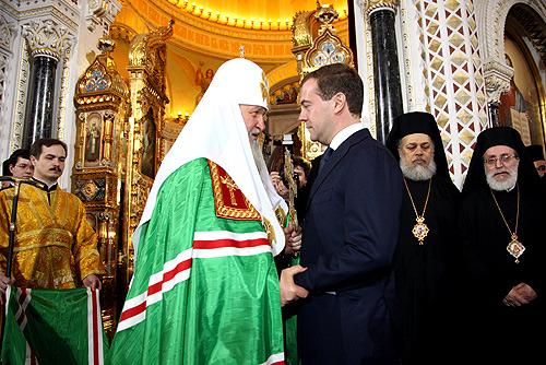 Патриарх Кирилл: лицо современной веры