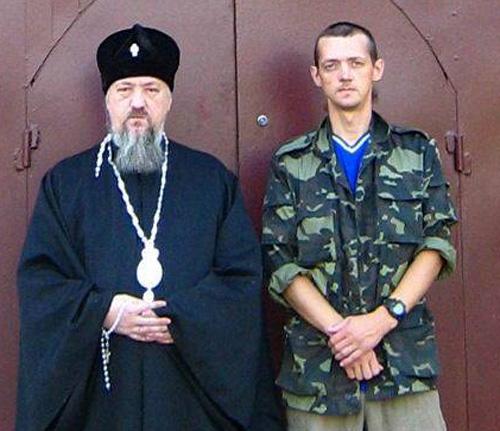 Російські патрони для єпископа Київського патріархату