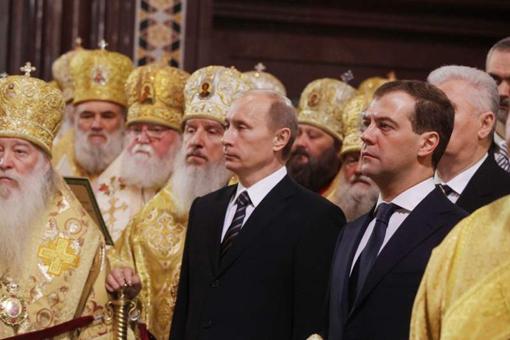 """""""У РПЦ всегда есть соблазн «обниматься с государством»"""
