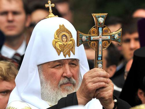 Патриарх Кирилл как новый Никон