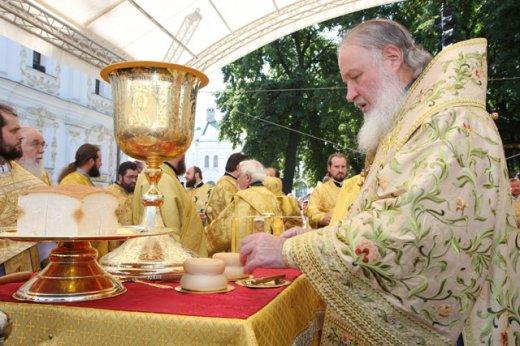 Сила и слабость патриарха Кирилла