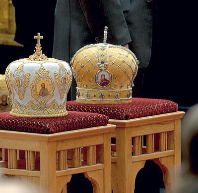Искушение первенством в церкви. Иерархия церкви