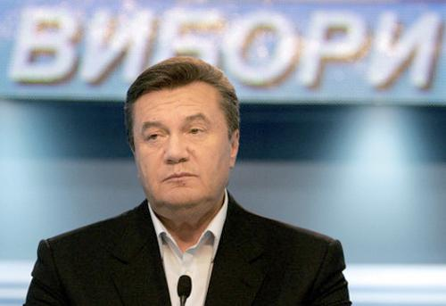 Patriarchus ludens: Кирилл и Янукович