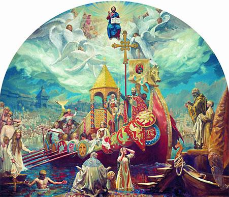 Крестный день календаря