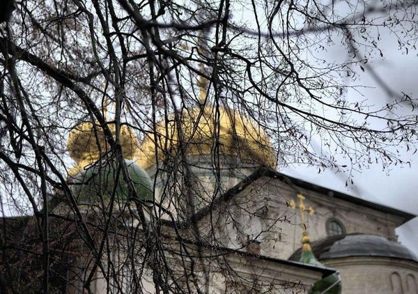 Троеперстие: киевский след