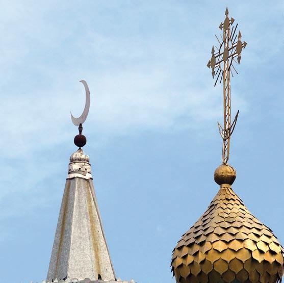 Ислам и православие: обмен паствой