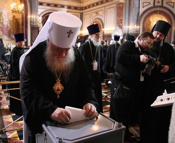 Церкви як «машини для здобуття голосів»
