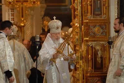 Звернення Священного Синоду УПЦ до Президента України