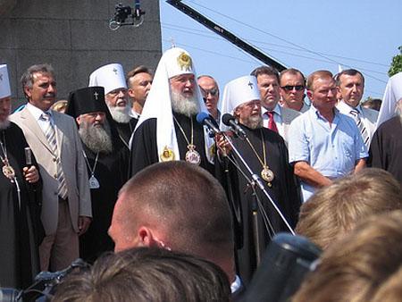 Патриарха Кирилла пригласили в Украину