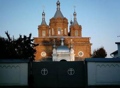 Свято-скорбный монастырь: страницы истории