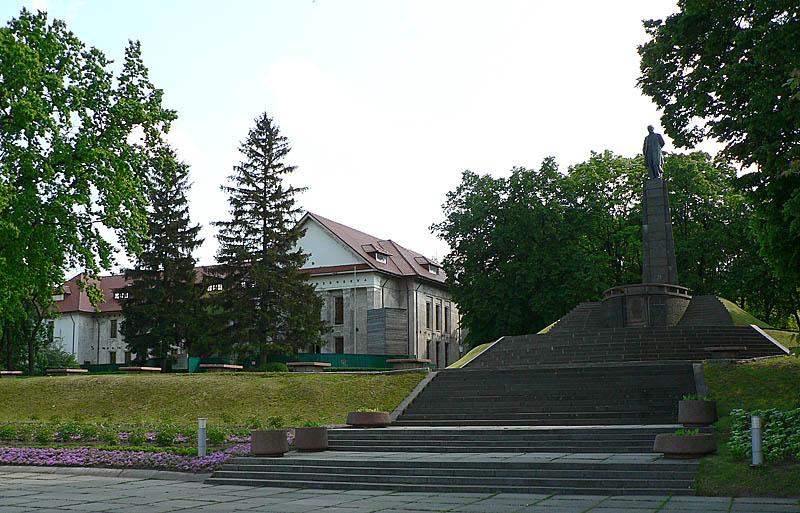 «Половецкие пляски» на костях Шевченко