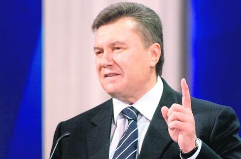 Церковные дела Президента Януковича