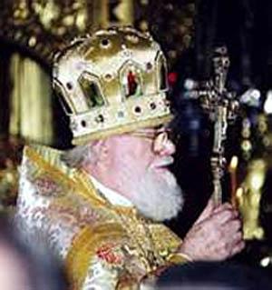 Секретарь нескольких патриархов отметил юбилей хиротонии