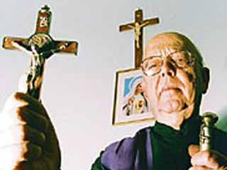 В Ватикане поселился дьявол