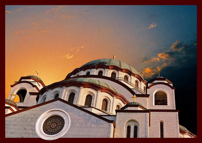 В Греции арестован сербский архимандрит
